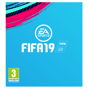 Arvutimäng FIFA 19