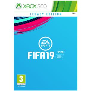 Xbox 360 mäng FIFA 19 Legacy Edition (eeltellimisel)