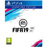 PS4 mäng FIFA 19 Champions Edition (eeltellimisel)