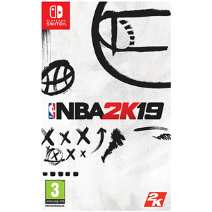 Switch mäng NBA 2K19