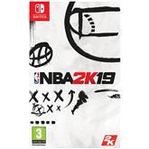 Switch mäng NBA 2K19