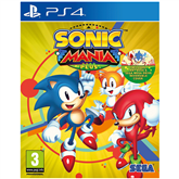 PS4 mäng Sonic Mania Plus