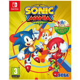 Игра для Nintendo Switch, Sonic Mania Plus