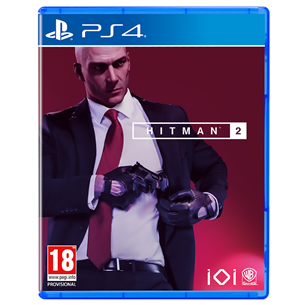 PS4 game Hitman 2 5051895411322