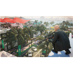 PS4 game Hitman 2