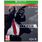 Игра для Xbox One, Hitman 2 Gold Edition