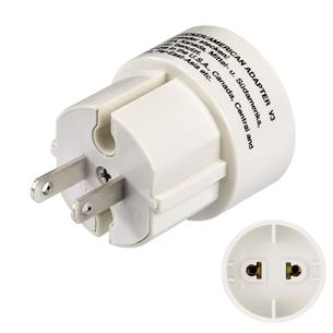 Travel adapter Hama 00044211