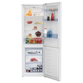 Refrigerator, Beko / height: 201 cm