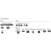55 Ultra HD LED LCD-teler Philips