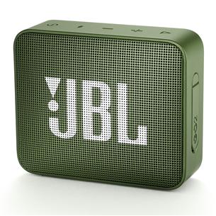 Портативная колонка GO 2, JBL JBLGO2GRN