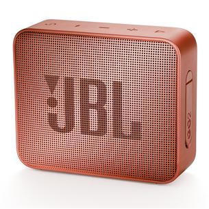 Portable speaker JBL GO 2 JBLGO2CINNAMON