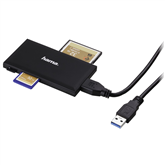 USB 3.0 multi-card reader Hama