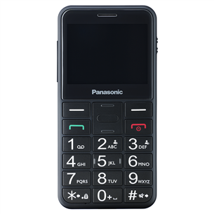 Mobiiltelefon Panasonic KX-TU150 Dual SIM KX-TU150EXB