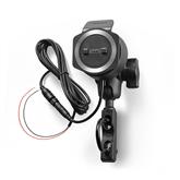 GPS-seade mootorrattale TomTom Rider 450W + autohoidja ja kandekott
