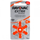 Батарейка для слухового аппарата Rayvac ZA31
