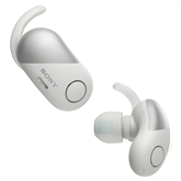 Noise cancelling wireless earphones WF-SP700N, Sony