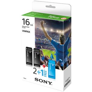 USB 3.1 mälupulgad Sony (16 GB)
