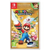 Switch game Mario + Rabbids: Kingdom Battle Gold Edition
