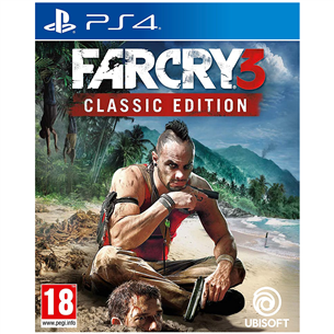 PS4 mäng Far Cry 3