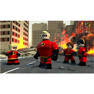 Xbox One game LEGO The Incredibles