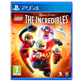 Игра для PlayStation 4, LEGO The Incredibles