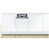 Built - in dishwasher, Bosch / 10 place settings