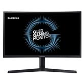 24 nõgus Full HD LED VA-monitor Samsung