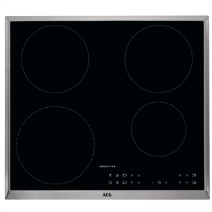 Induction hob, AEG