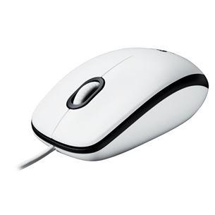 Juhtmega optiline hiir M100, Logitech