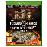 Xbox One mäng Sudden Strike 4: European Battlefields Edition