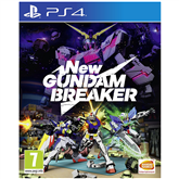 PS4 mäng New Gundam Breaker