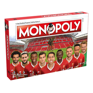Lauamäng Monopoly - Liverpool FC