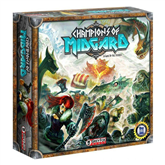 Board game Champions of Midgard