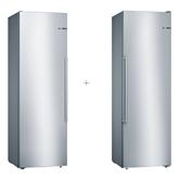 SBS-külmik Bosch (186 cm)