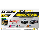 PS4 mäng The Crew 2 Gold Edition