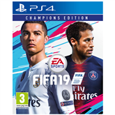 PS4 mäng FIFA 19 Champions Edition (eeltellimisel)