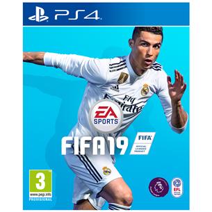 PS4 game FIFA 19 (pre-order)