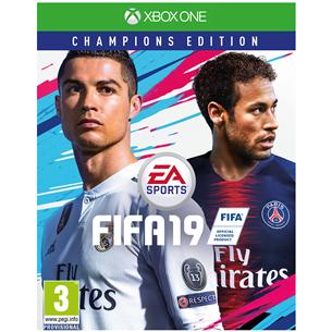 Xbox One mäng FIFA 19 Champions Edition (eeltellimisel)