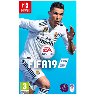 Switch mäng FIFA 19 (eeltellimisel)