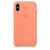 iPhone X silicone case, Apple