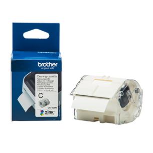 Puhastuskassett etiketiprinterile Brother CK-1000