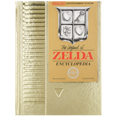 Raamat The Lgend of Zelda Encyclopedia