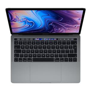 Sülearvuti Apple MacBook Pro 2018 / 13, 512 GB, SWE