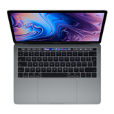 Sülearvuti Apple MacBook Pro 2018 / 13, 512 GB, SWE