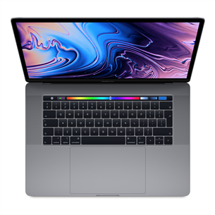 Sülearvuti Apple MacBook Pro 2018 / 15, 512 GB, RUS