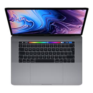 Sülearvuti Apple MacBook Pro 2018 / 15, 256 GB, ENG