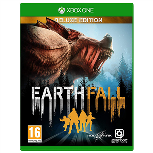 Xbox One mäng Earthfall Deluxe Edition