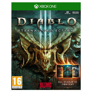 Xbox One mängDiablo III: Eternal Collection