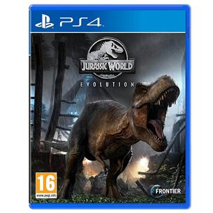 PS4 mäng Jurassic World Evolution