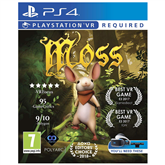 Игра для PlayStation 4 VR, Moss